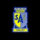 Logo SAS Volley Épinal