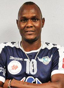 Didier SALI HILÉ (Réceptionneur-attaquant)