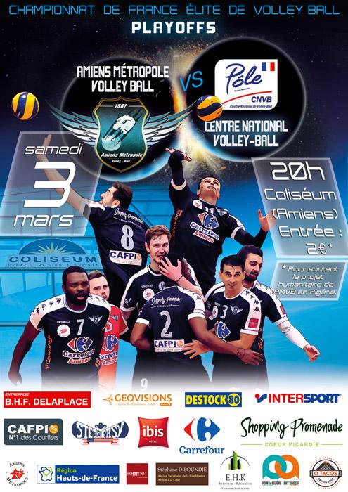 AMVB / CENTRE NATIONAL DE VOLLEY-BALL
