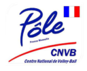 Logo Centre National de Volley-Ball