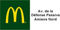 McDonald's Amiens Nord, partenaire de l'AMVB Amiens